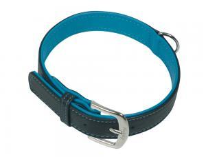 Nobby Halsband Läder - Pacific
