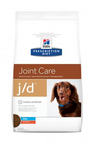 Hill´s Prescription Diet j/d Canine Mini