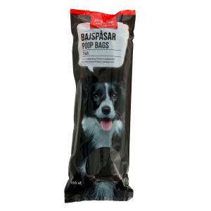 Dogman Bajspåse, 150-pack