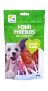 FourFriends Chicken N´ Rawhide