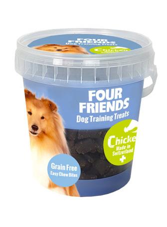 FourFriends Training Treats Chicken