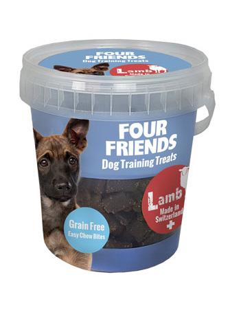 FourFriends Training Treats Lamb