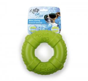 All For Paws Water LifeRing - Green