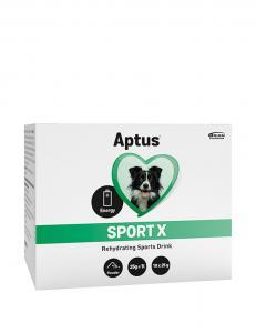 Aptus Sport X 10x25g Pulver