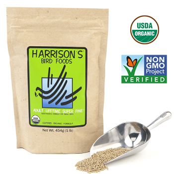 Harrisons Bird Foods Adult Lifetime Super Fine