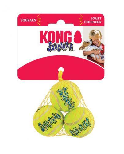 Kong SqueakAir Balls 3p