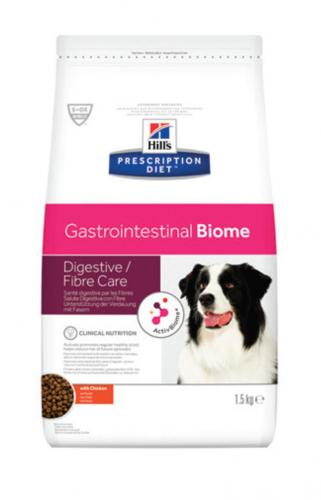 Hill´s Prescription Diet Canine Gastrointestinal Biome