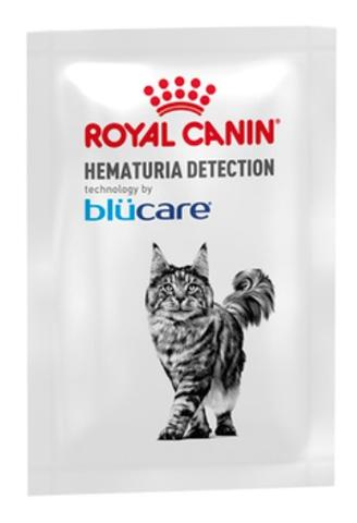 Royal Canin Hematuria Detection, technology by Blücare
