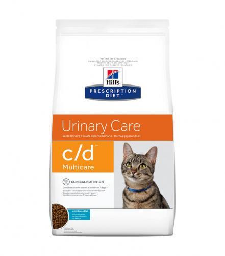 Hill's Prescription Diet Feline C/D Ocean Fish