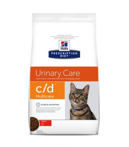 Hill's Prescription Diet Feline c/d Multicare Chicken