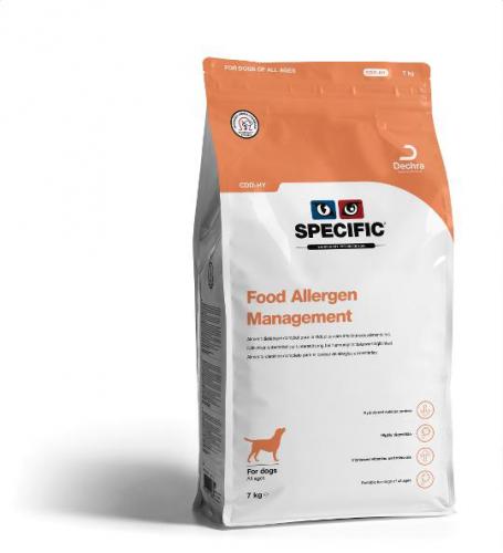 Specific Food Allergen Management CDD-HY