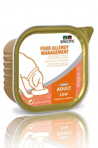 Specific Food Allergy Management CDW
