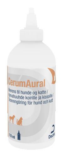 Dechra CerumAural Öronrengöring, 118 ml