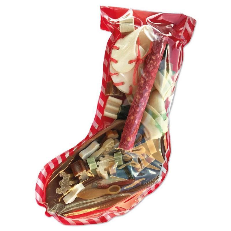 Antos Christmas Snack Stocking