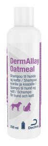 Dechra DermAllay Oatmeal Schampo