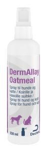 Dechra DermAllay Oatmeal Spraybalsam, 230 ml