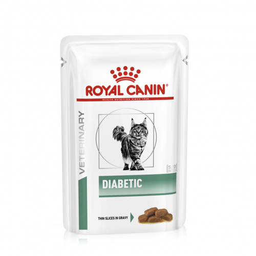 Royal Canin Veterinary Diet Cat Weight Management Diabetic Wet