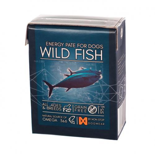 Non-stop Dogwear Energy Pâté – Wild Fish