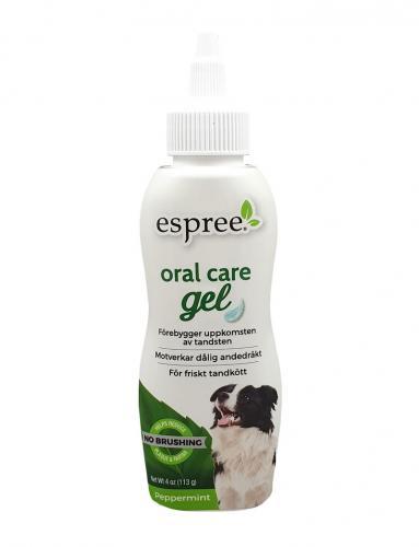 Espree Oral Care Gel – Peppermint