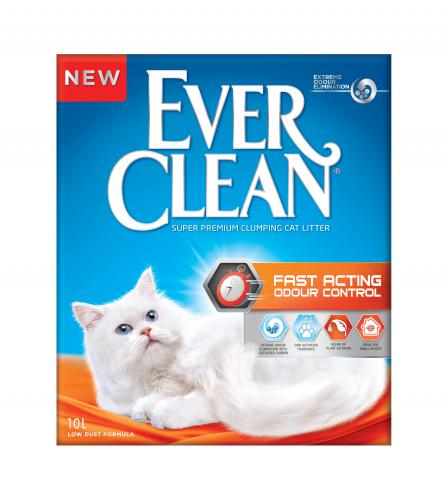 Ever Clean Fast Acting Odour Control, 10 l