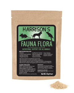 Harrisons Bird Foods Fauna Flora