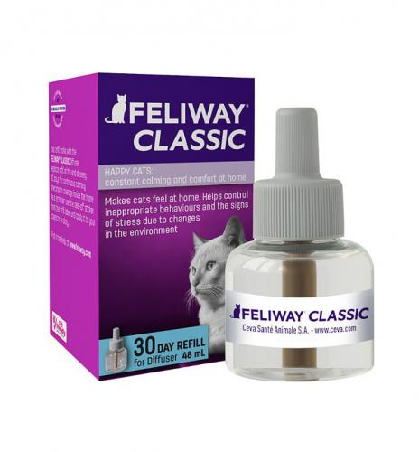 Ceva Animal Health Feliway Classic Refillflaska, 48 ml
