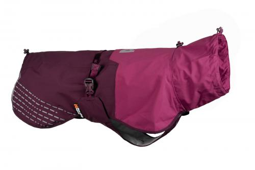 Non-stop Dogwear Fjord Raincoat Purple