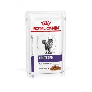 Royal Canin Veterinary Cat Neutered Adult Maintenance 12x85g