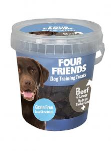 FourFriends Training Treats Beef & Liver