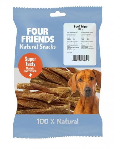 FourFriends Natural Snacks Beef Tripe