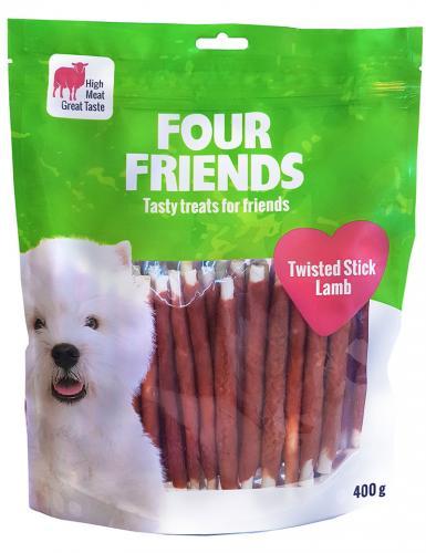 FourFriends Twisted Stick Lamb