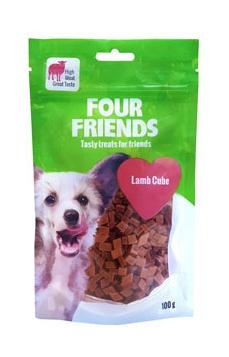 FourFriends Dog Lamb Cube