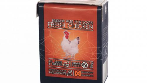 Non-stop Dogwear Energy Pâté – Fresh Chicken