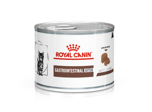 Royal Canin Veterinary Care Cat Gastrointestinal Kitten Mousse