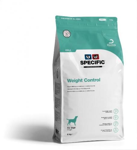 Specific Weight Control CRD-2