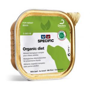 Specific Organic Diet With Beef C-BIO-W