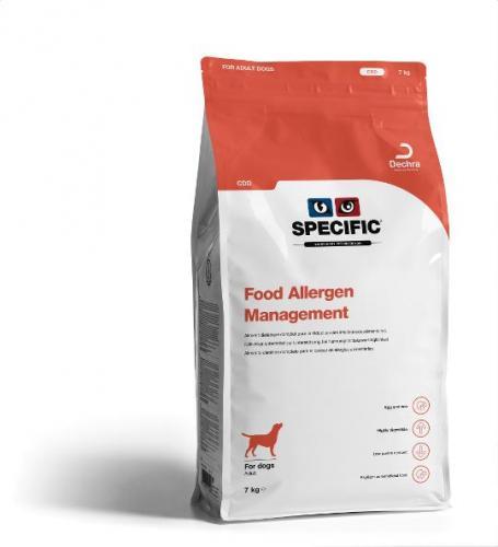 Specific Food Allergen Management CDD