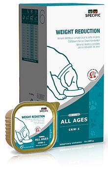 Specific Weight Reduction CRW Burkar