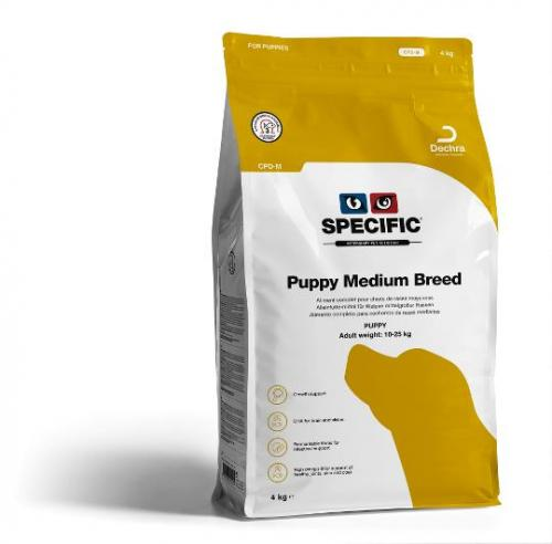 Specific Puppy Medium Breed CPD-M