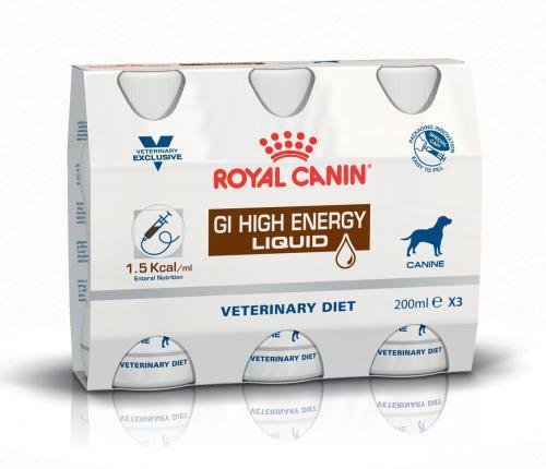 Royal Canin Veterinary Diets Gastrointestinal High Energy Liquid Dog