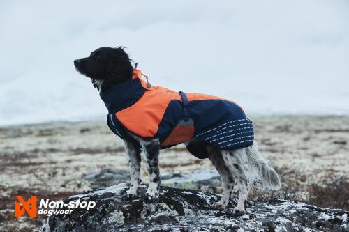 Non-Stop Dogwear Glacier Jacket Orange