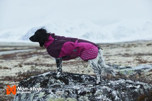 Non-Stop Dogwear Glacier Jacket Purple