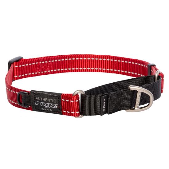 Rogz Utility Control Collar, Röd