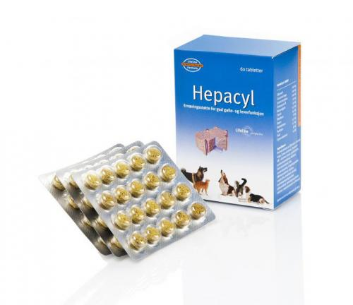 Healthy Pet Scandinavia Hepacyl,