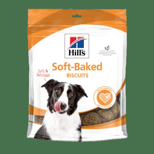 Hill's Hundgodbitar, Soft Baked