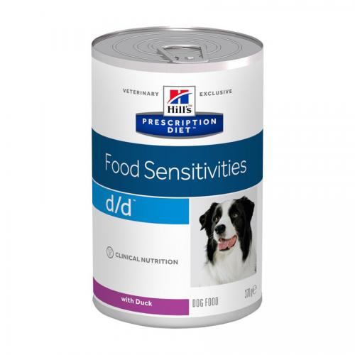Hill´s Prescription Diet d/d Canine Duck