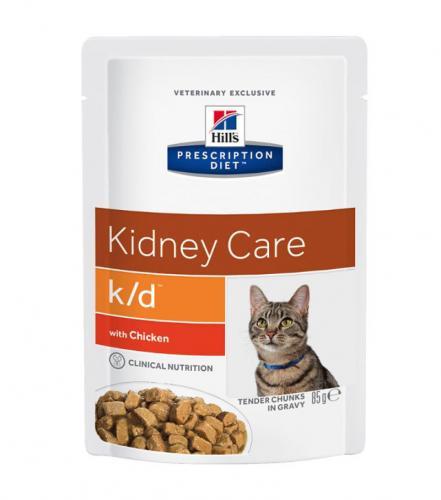 Hill's Prescription Diet Feline Renal Health k/d Chicken