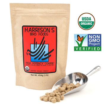 Harrisons Bird Foods High Potency Coarse