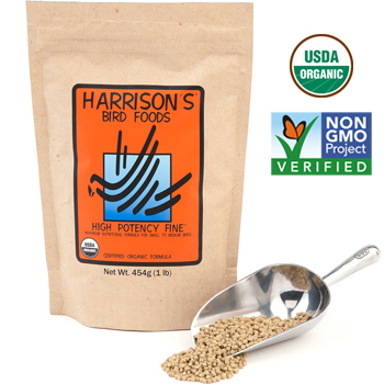 Harrisons Bird Foods High Potency Fine