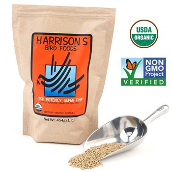 Harrisons Bird Foods High Potency Super Fine